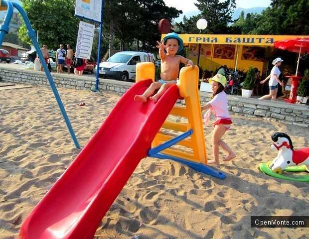 Отдых в Черногории: В Черногорию с детьми