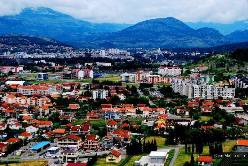 О Черногории: Города Черногории