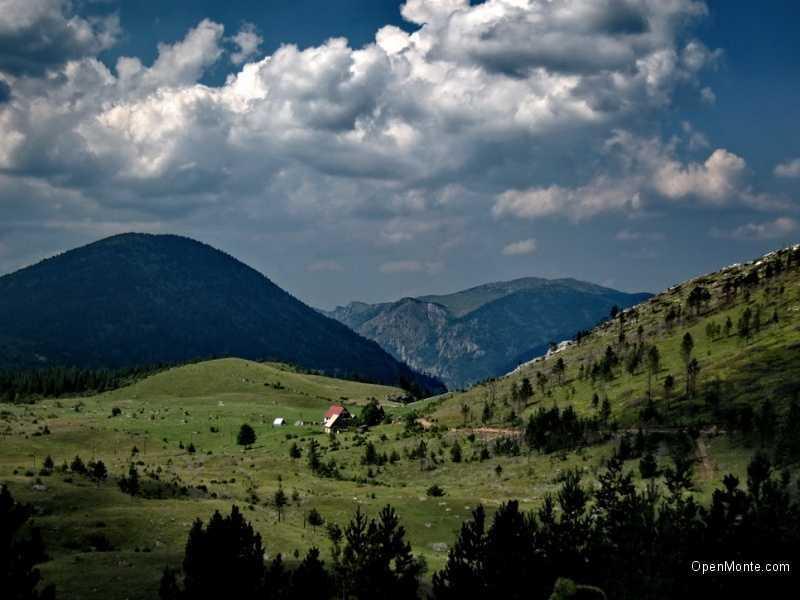 О Черногории: Национальный парк Дурмитор в Черногории