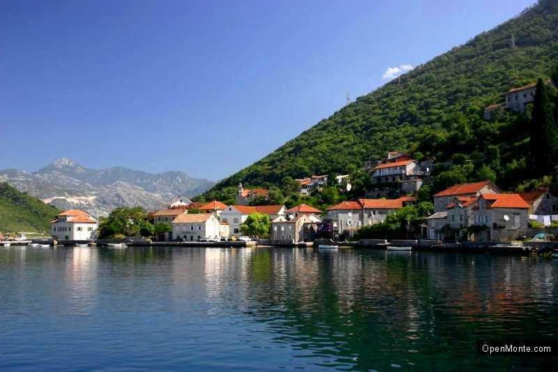 Отдых в Черногории: городок Игало в Черногории