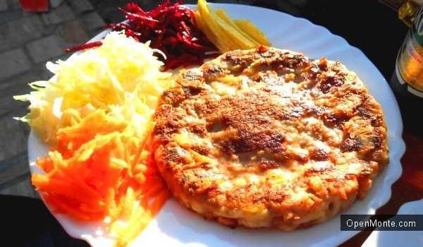 О Черногории: еда в Черногории