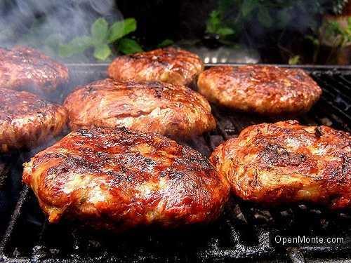 О Черногории: черногорские котлеты из мяса