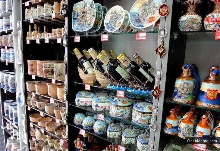 Отдых в Черногории: сувениры Черногории