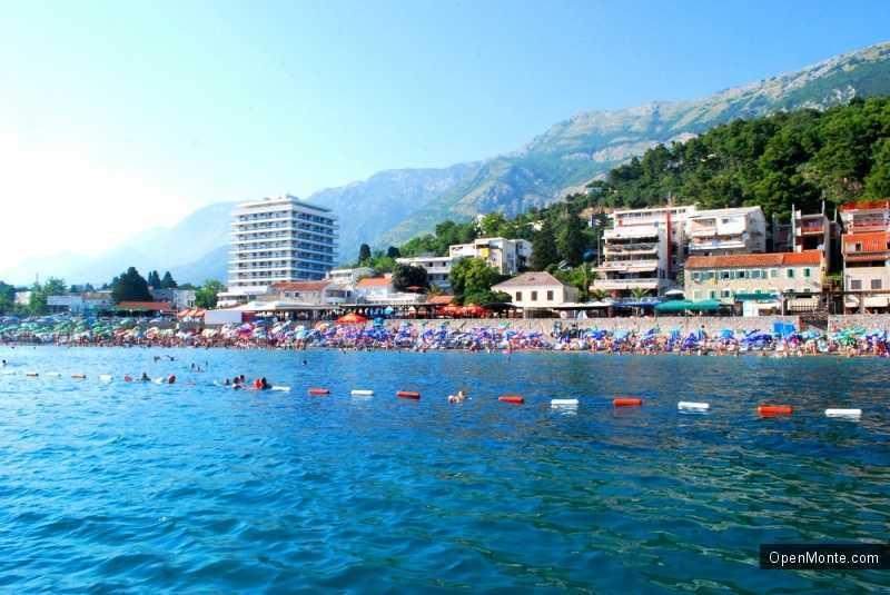 Отдых в Черногории: Курорты Черногории